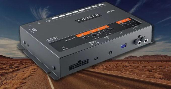 Product Spotlight: Hertz H8 DSP Digital Interface Processor